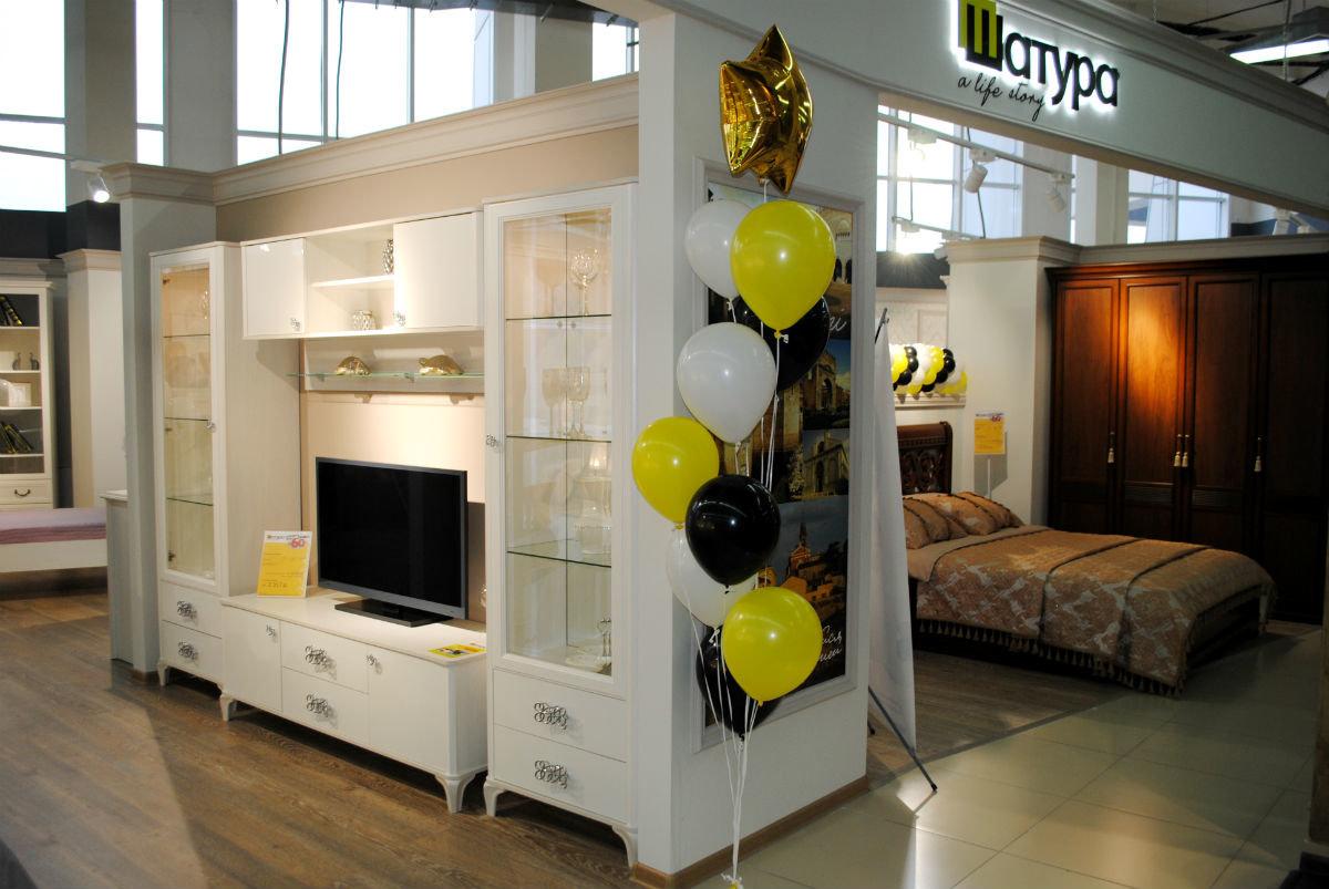 Салон мебели «Шатура» в торговом центре «Мебельный город» наградил первых покупателей, фото-6
