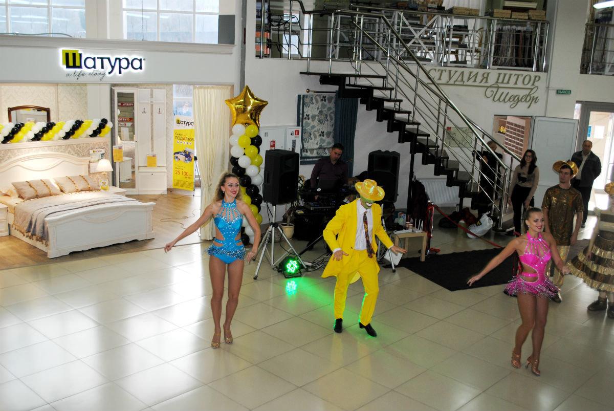 Салон мебели «Шатура» в торговом центре «Мебельный город» наградил первых покупателей, фото-9