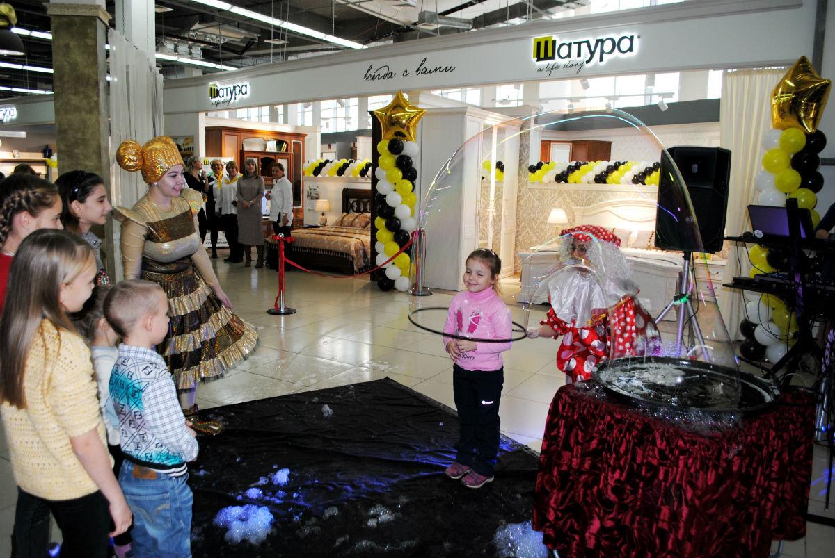 Салон мебели «Шатура» в торговом центре «Мебельный город» наградил первых покупателей, фото-11