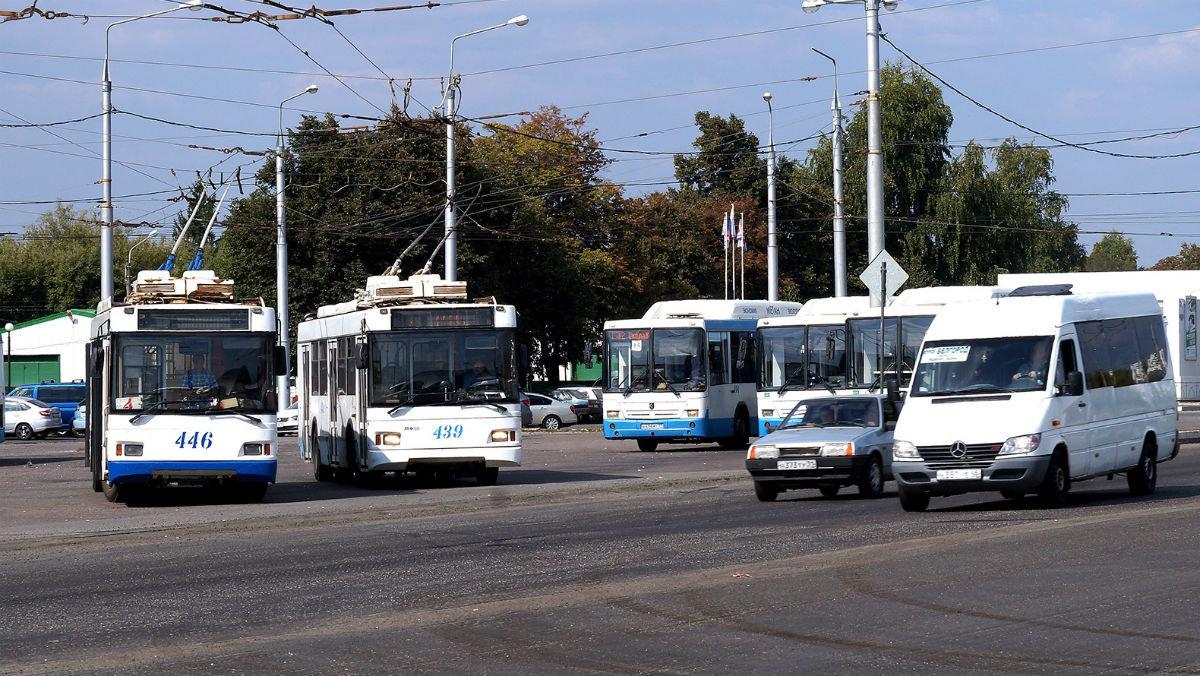 В общественном транспорте Белгорода откажутся от оплаты наличными, фото-1