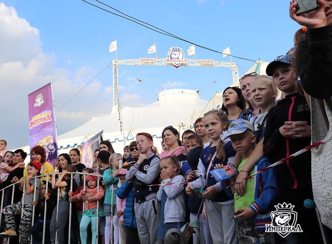 Цирковое шоу «Империал» приглашает белгородцев за кулисы, фото-3