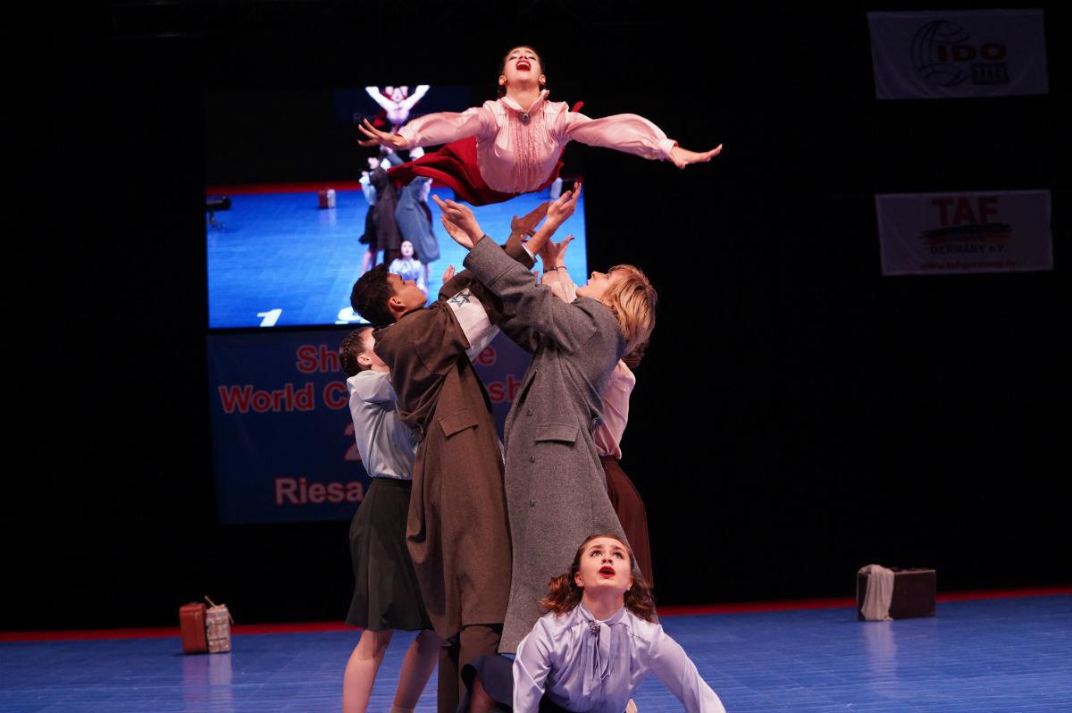 Студия танца Maridans привезла с чемпионата мира 10 медалей, фото-9