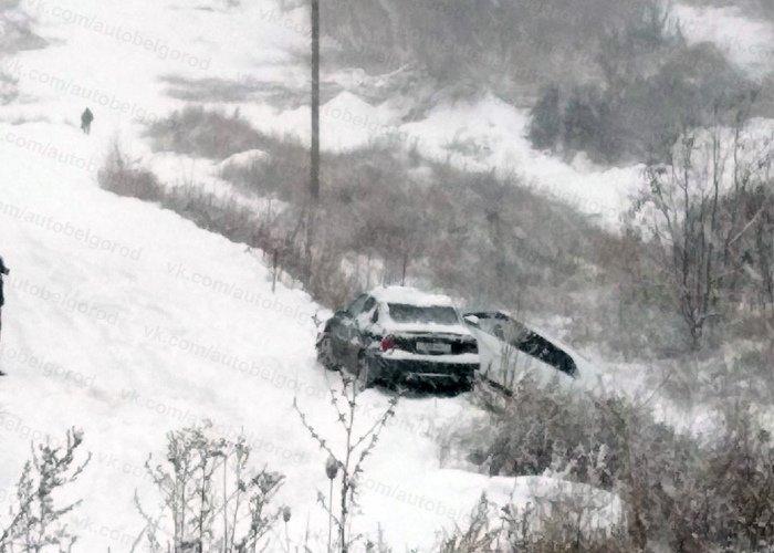 «Зато площадь очищена!» Что говорят белгородцы о дорожных заторах после первого снегопада, фото-1