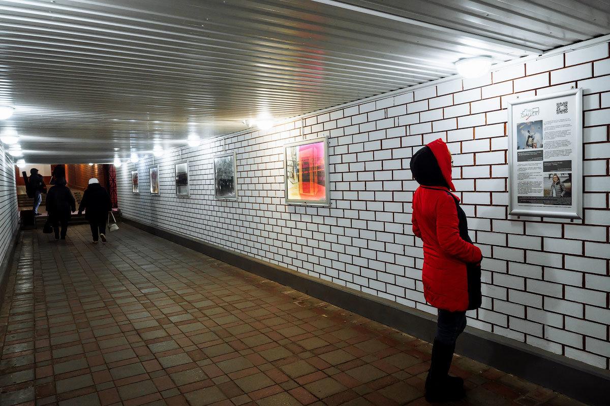 В подземной галерее Старого Оскола обновили экспозицию, фото-2