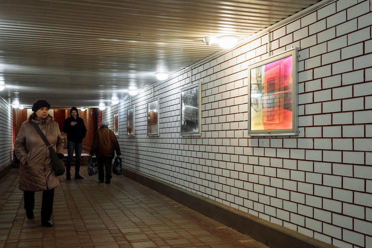В подземной галерее Старого Оскола обновили экспозицию, фото-3