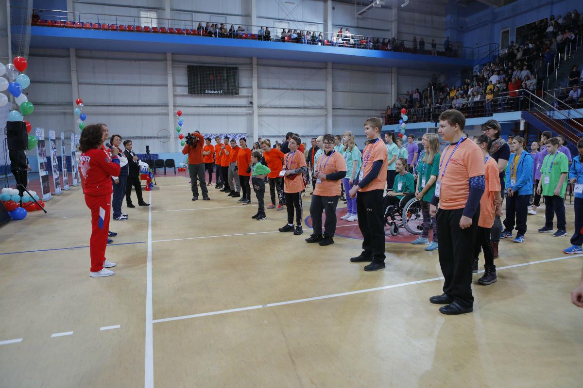 Всероссийский форум по развитию паралимпийского движения состоялся в Белгороде, фото-16