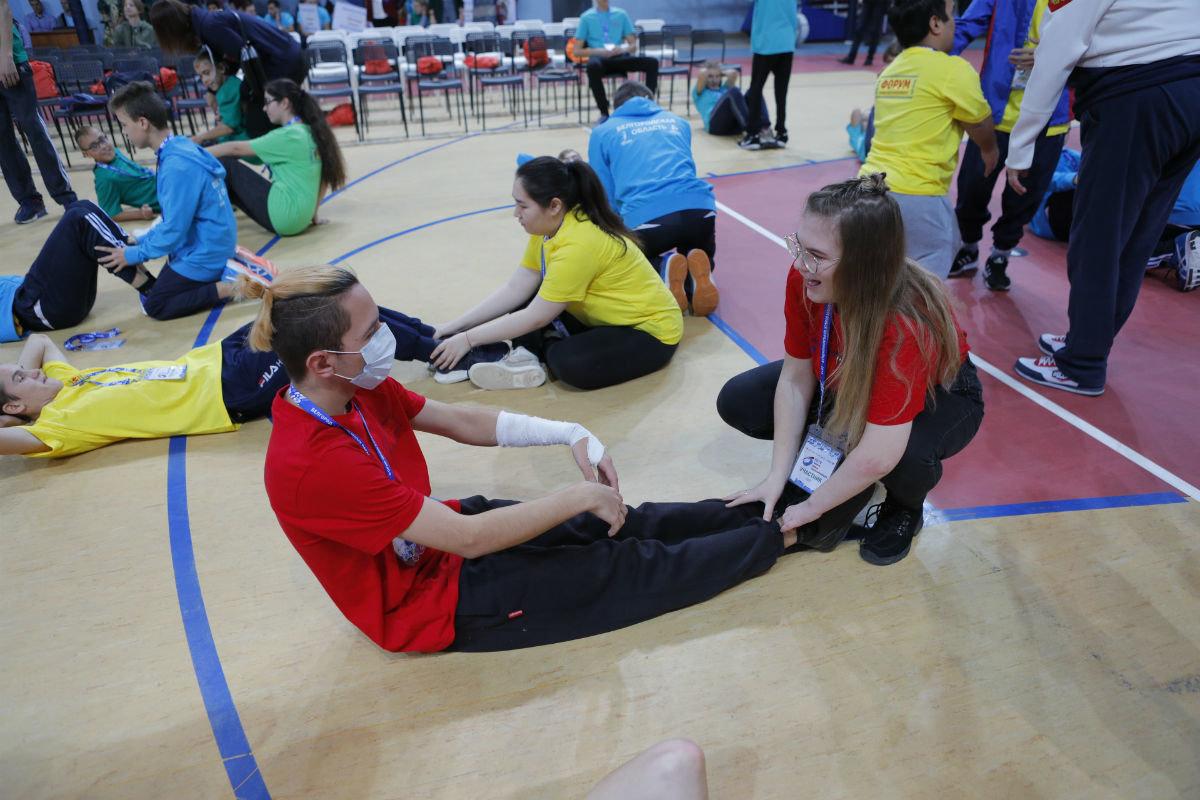 Всероссийский форум по развитию паралимпийского движения состоялся в Белгороде, фото-17