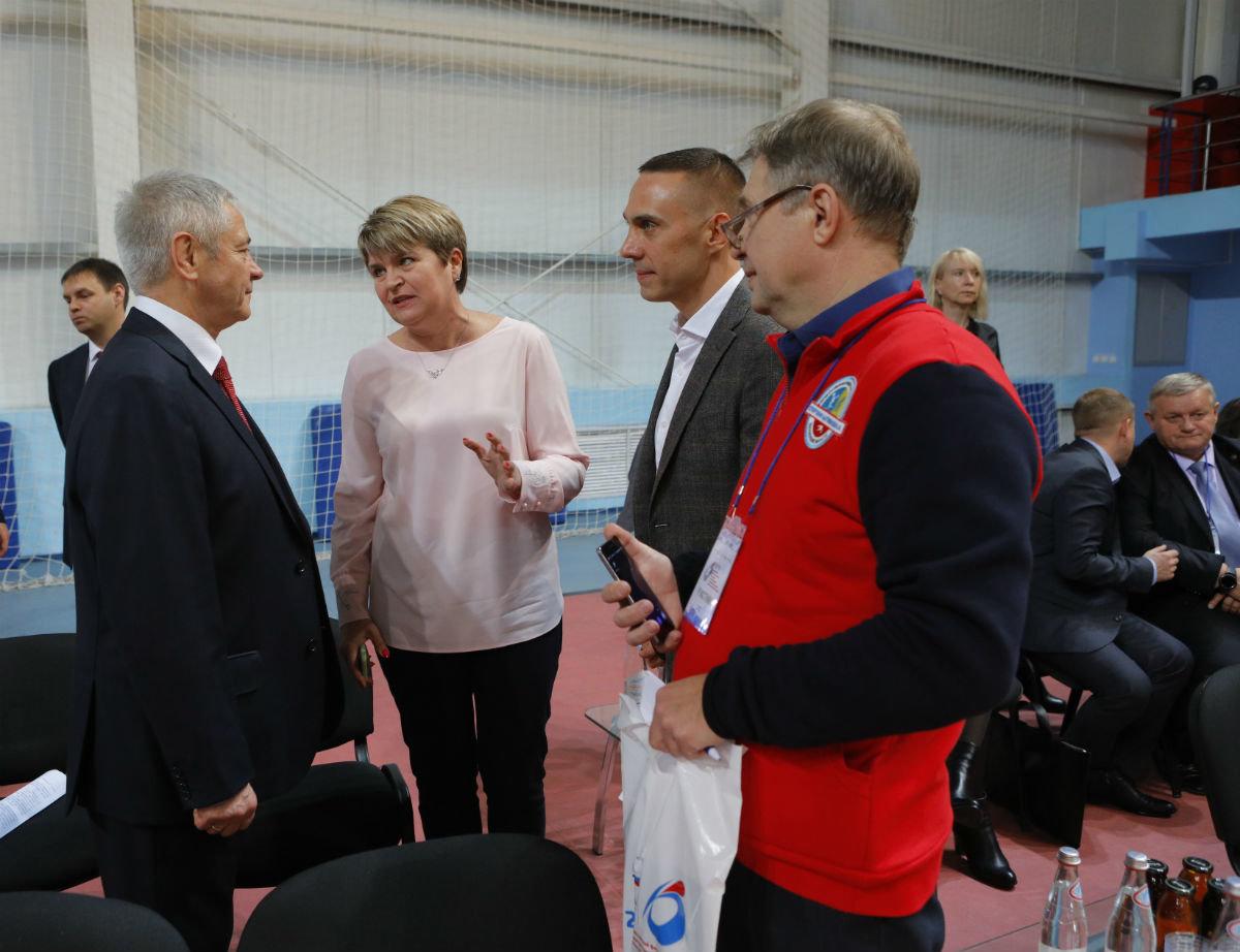 Всероссийский форум по развитию паралимпийского движения состоялся в Белгороде, фото-18