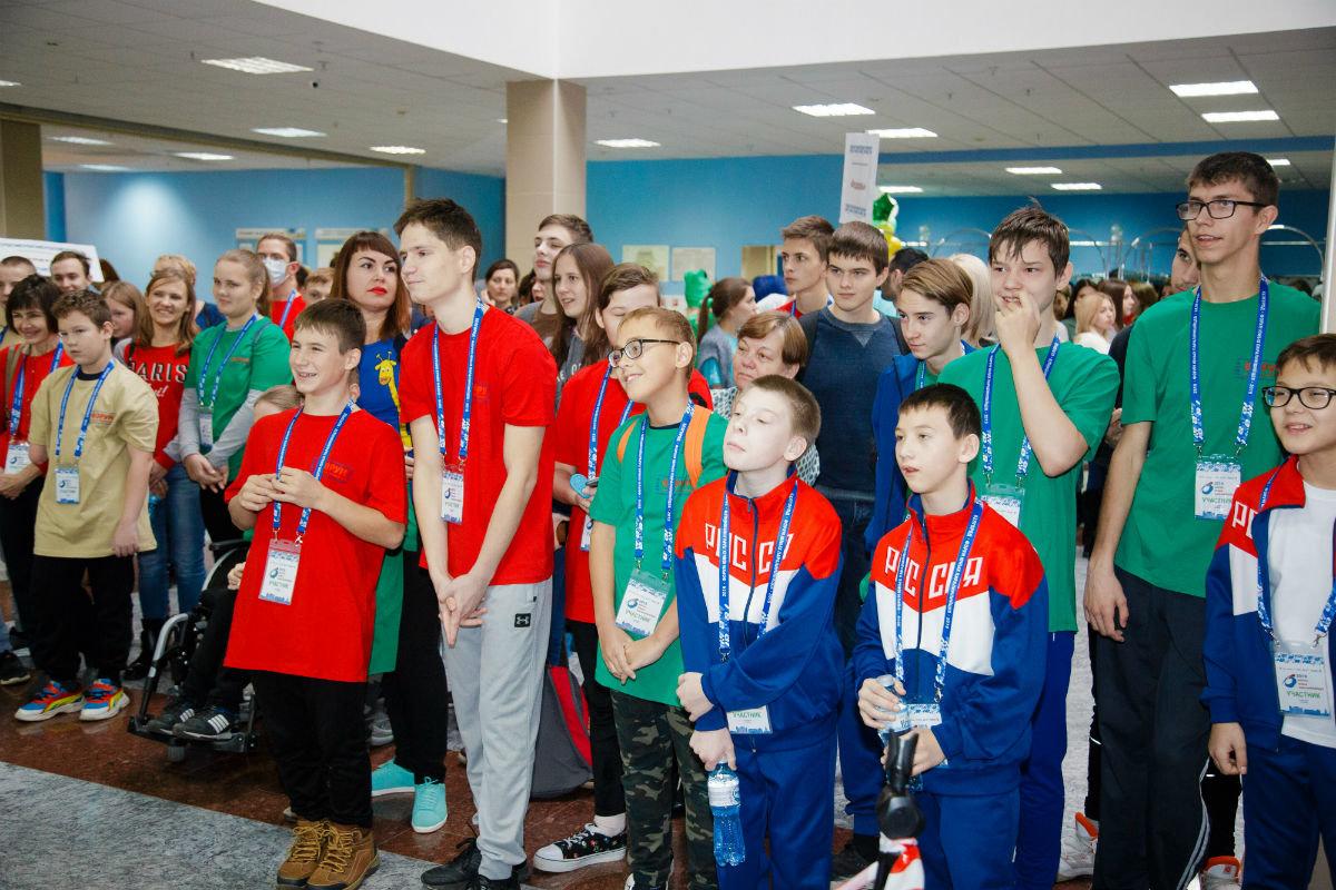 Всероссийский форум по развитию паралимпийского движения состоялся в Белгороде, фото-11