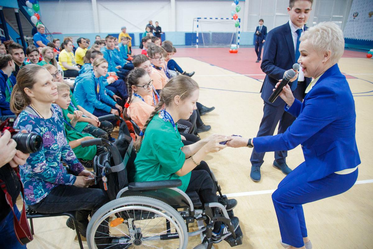 Всероссийский форум по развитию паралимпийского движения состоялся в Белгороде, фото-12