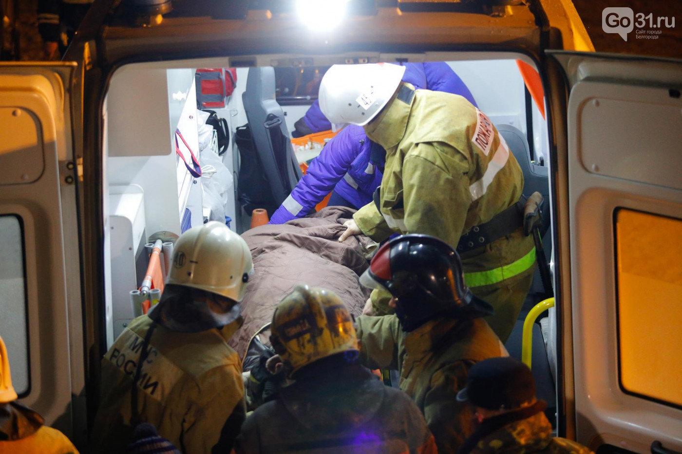 Двух пострадавших при взрыве газа белгородок переведут из реанимации в ожоговый центр, фото-1
