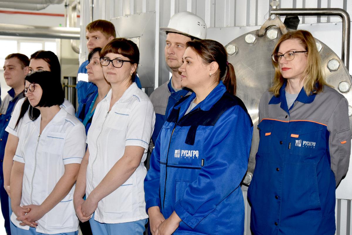 В Белгородской области открылось крупнейшая в России линия по обессаха..., фото-2, Фото: пресс-служба губернатора и правительства Белгородской области