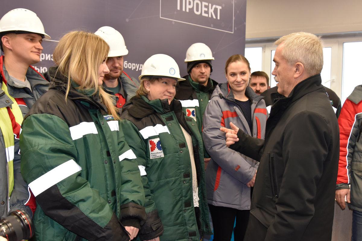 В Белгородской области открылось крупнейшая в России линия по обессаха..., фото-3, Фото: пресс-служба губернатора и правительства Белгородской области