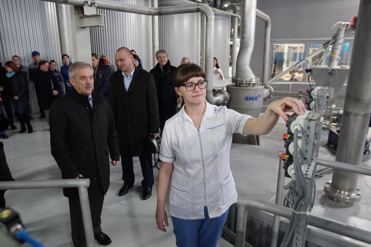 В Белгородской области открылось крупнейшая в России линия по обессаха..., фото-6, Фото: пресс-служба губернатора и правительства Белгородской области