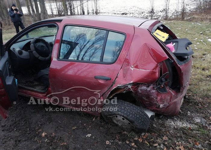 В Шебекине пьяный водитель устроил тройное ДТП, фото-2
