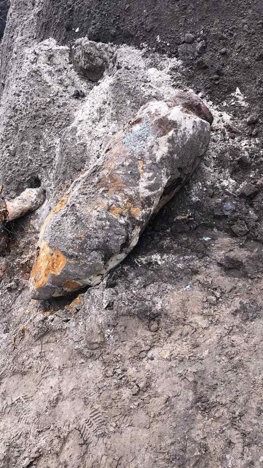 В Белгороде на стройплощадке нашли авиационную бомбу, фото-4