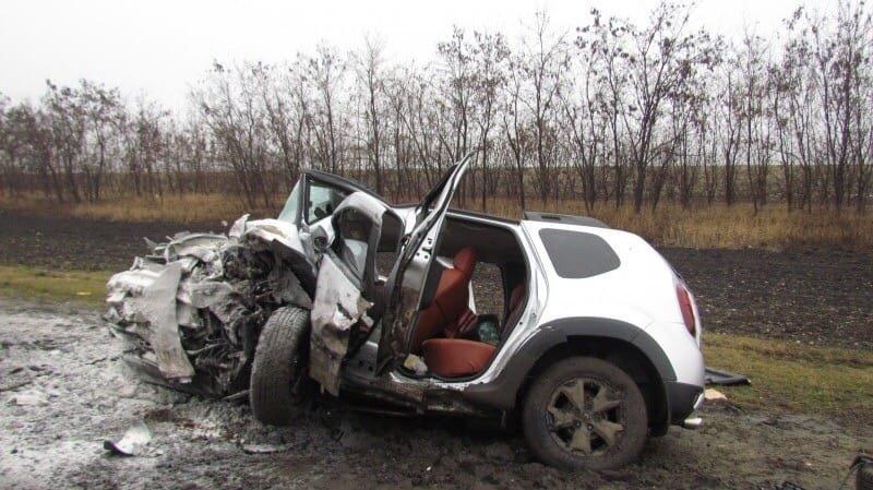 Пожилой белгородец устроил смертельную аварию под Воронежем, фото-1