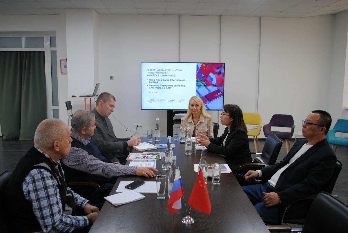 Китайский бизнес проявляет всё больше интереса к белгородской продукции, фото-1