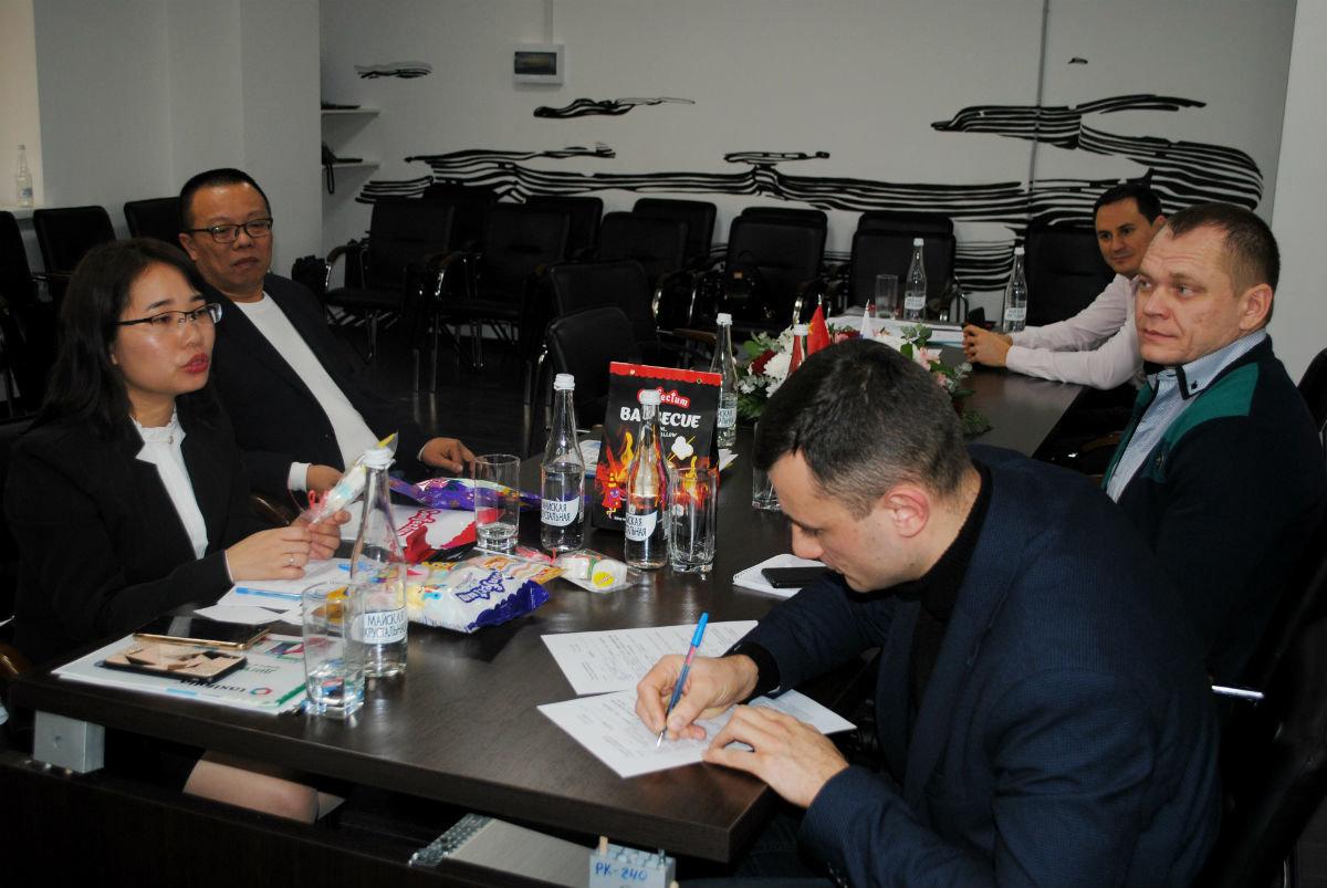 Китайский бизнес проявляет всё больше интереса к белгородской продукции, фото-4