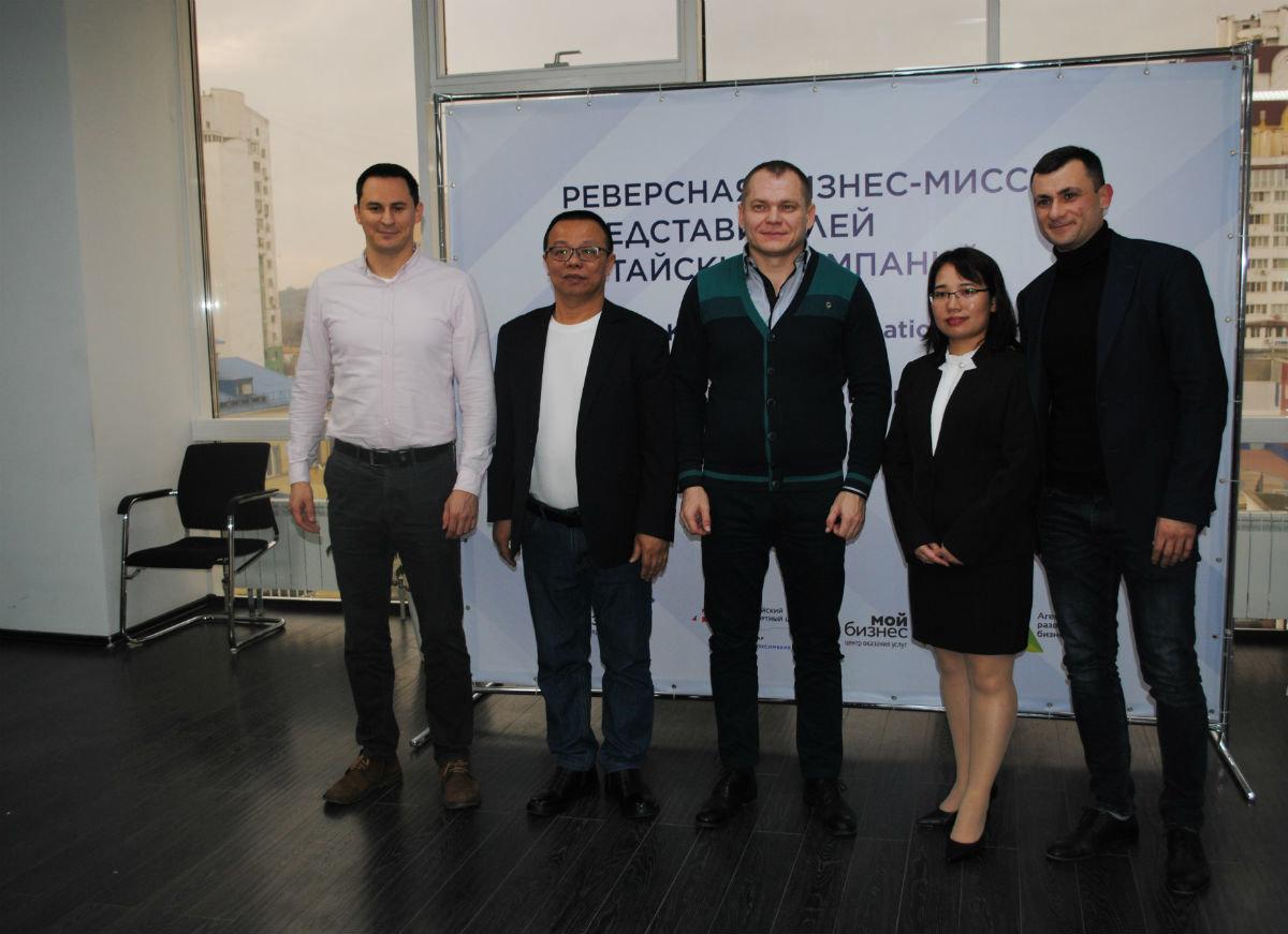 Китайский бизнес проявляет всё больше интереса к белгородской продукции, фото-5