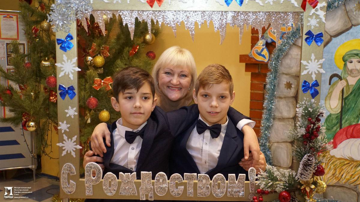 Время волшебства и чудес. Профсоюз «Правда» поздравил с Новым годом воспитанников детских домов, фото-1