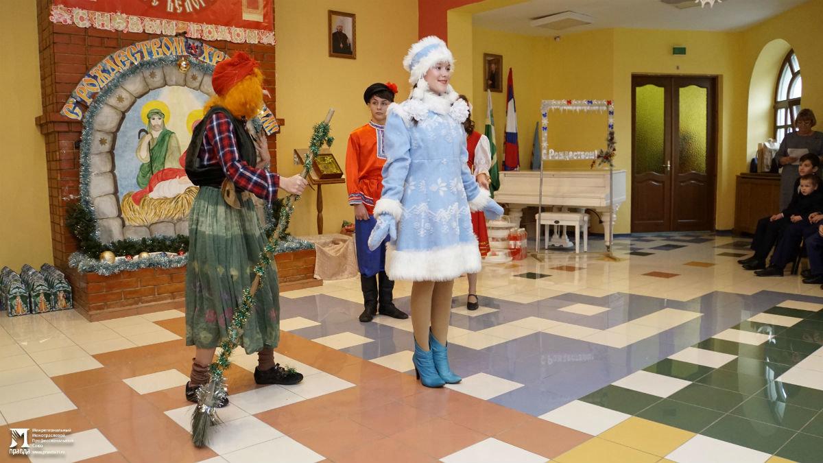 Время волшебства и чудес. Профсоюз «Правда» поздравил с Новым годом воспитанников детских домов, фото-2
