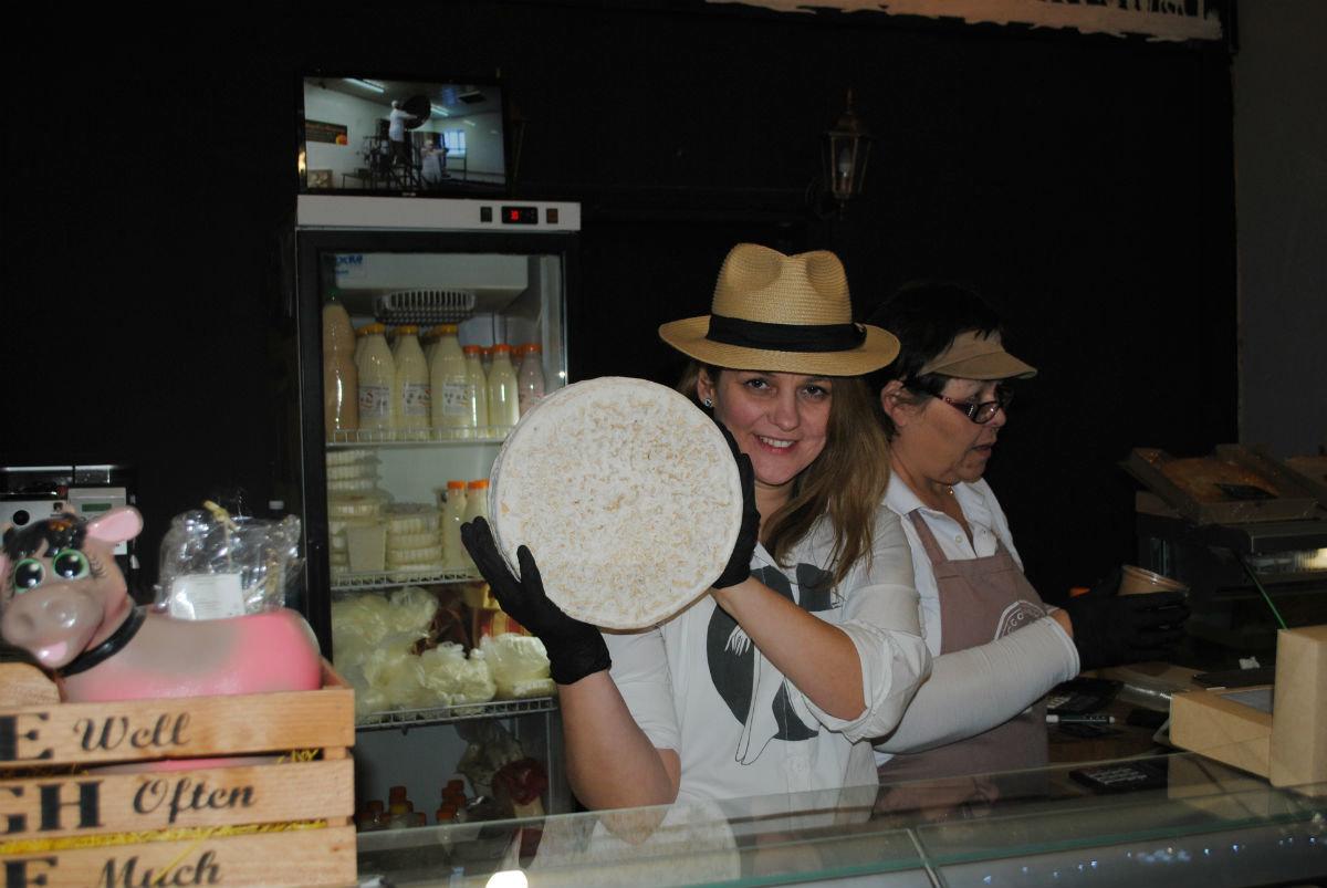 Марина Фабр: я намечтала себе сыроварню, фото-1