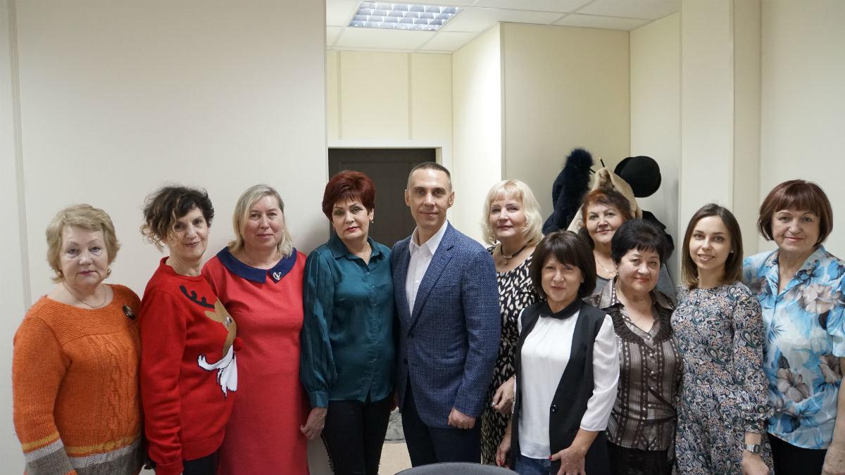 Наступает время чудес. Новогодний экспресс поздравлений прибыл на 15-й округ Белгорода, фото-7