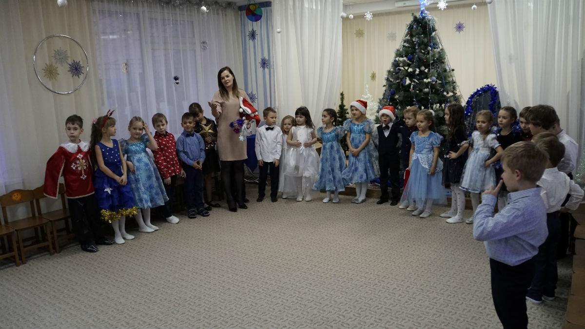Наступает время чудес. Новогодний экспресс поздравлений прибыл на 15-й округ Белгорода, фото-11