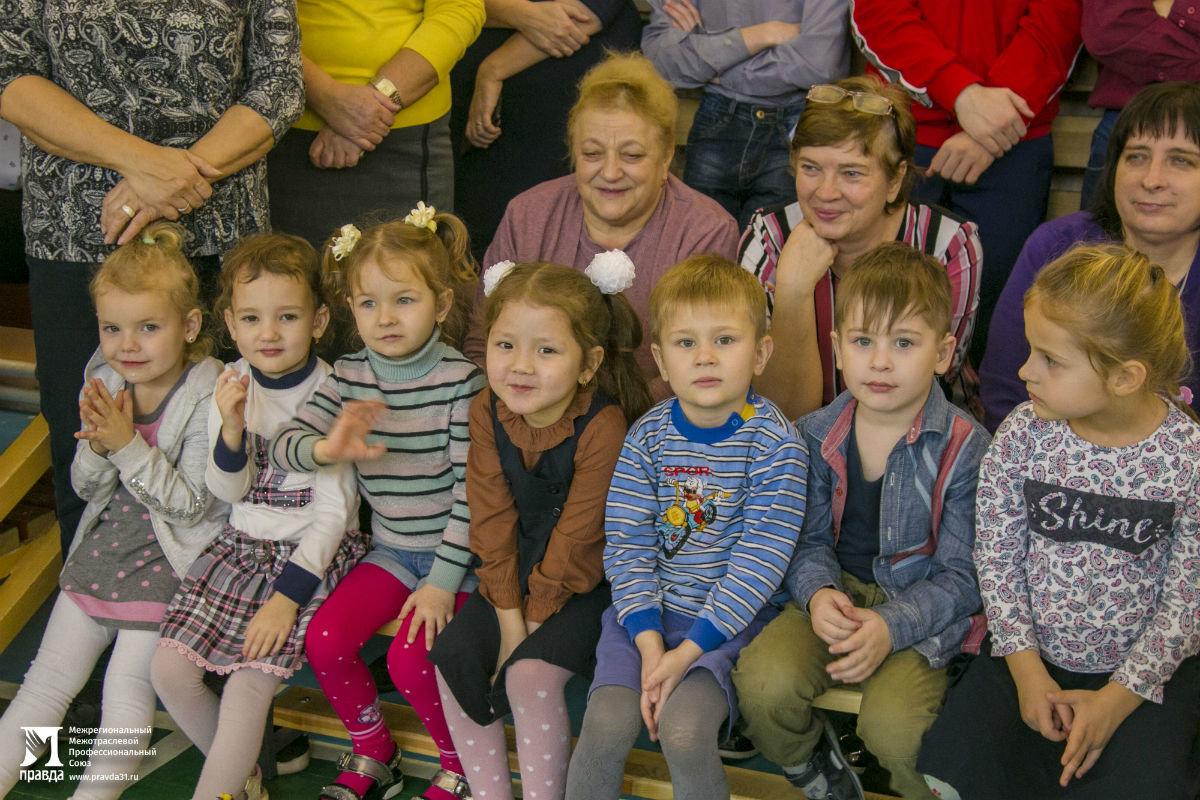 Профсоюз «Правда» организовал новогодние праздники для своих маленьких друзей, фото-21