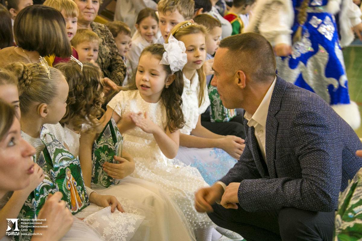 Профсоюз «Правда» организовал новогодние праздники для своих маленьких друзей, фото-24