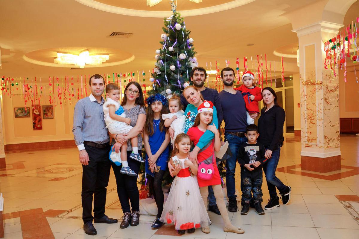 Профсоюз «Правда» организовал новогодние утренники для двух тысяч маленьких белгородцев, фото-3