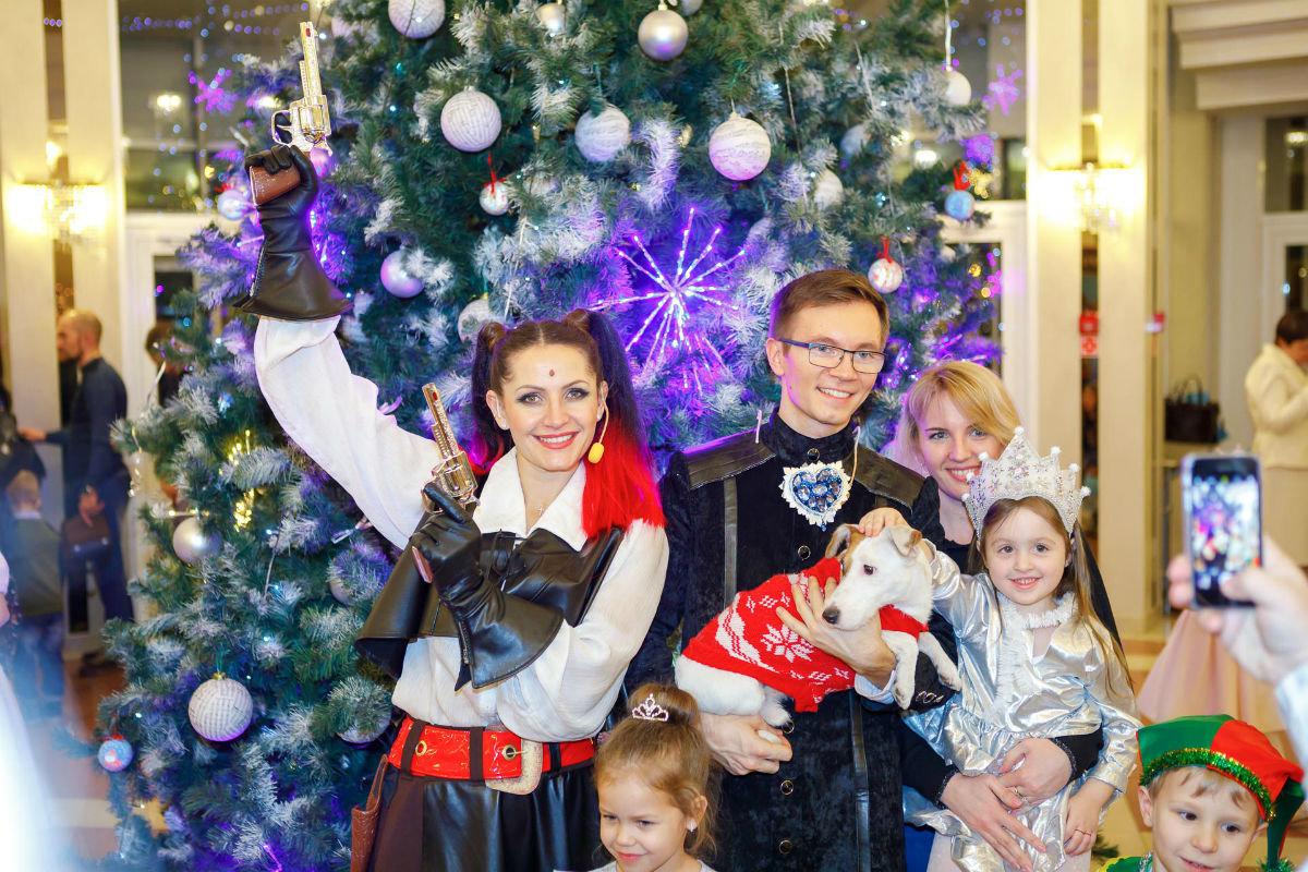 Профсоюз «Правда» организовал новогодние утренники для двух тысяч маленьких белгородцев, фото-9