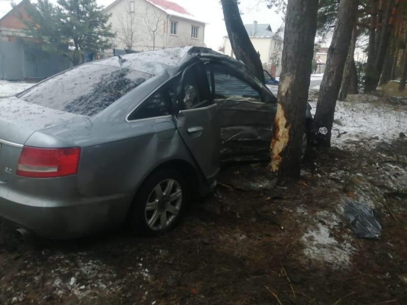 В ДТП под Белгородом пострадал двухлетний ребёнок, фото-1