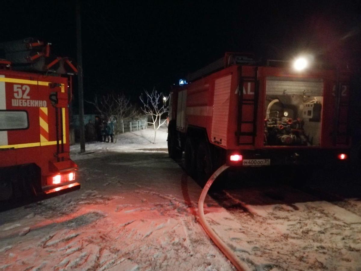 При пожаре в многоэтажке Белгорода пострадал жилец, фото-2