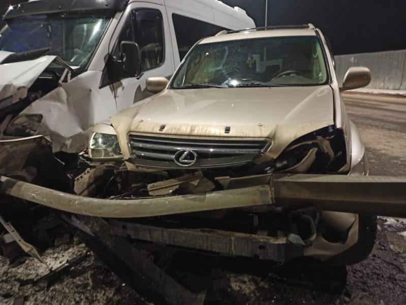 В ДТП под Белгородом погиб пешеход, фото-2