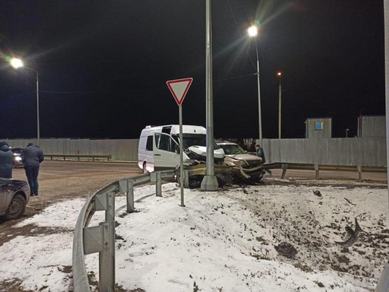 В ДТП под Белгородом погиб пешеход, фото-1