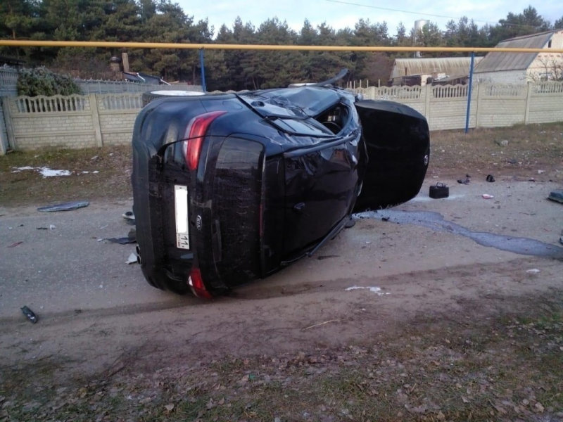 В ДТП под Белгородом погиб пешеход, фото-4
