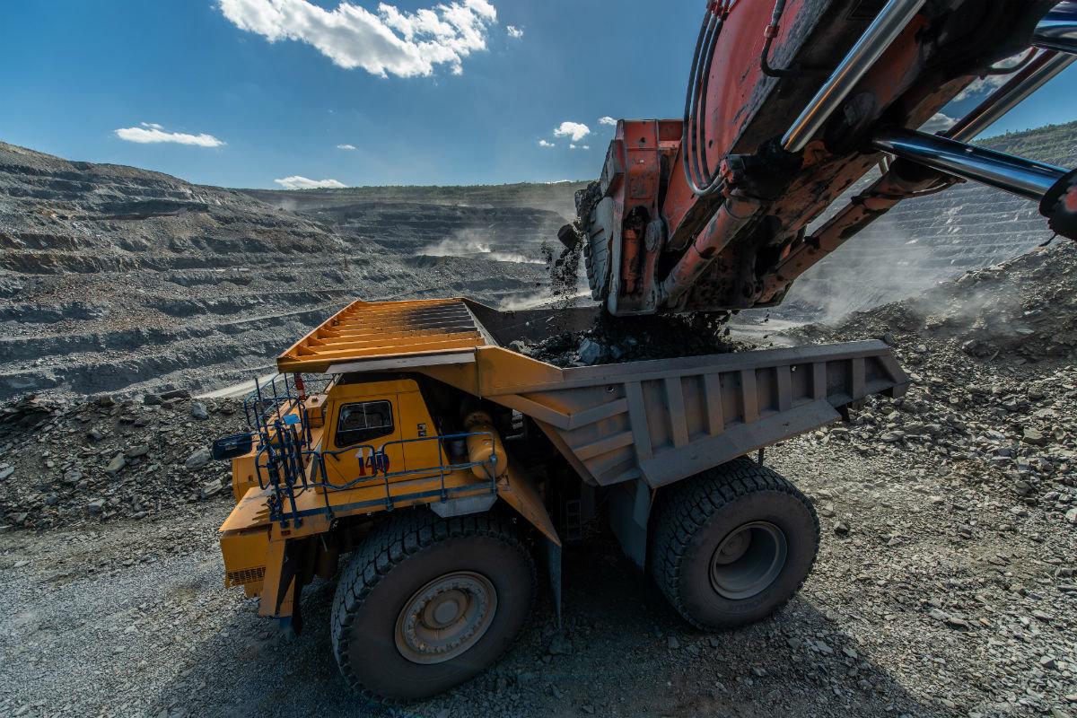 На Лебединском ГОКе добыта двухмиллиардная тонна железной руды, фото-1