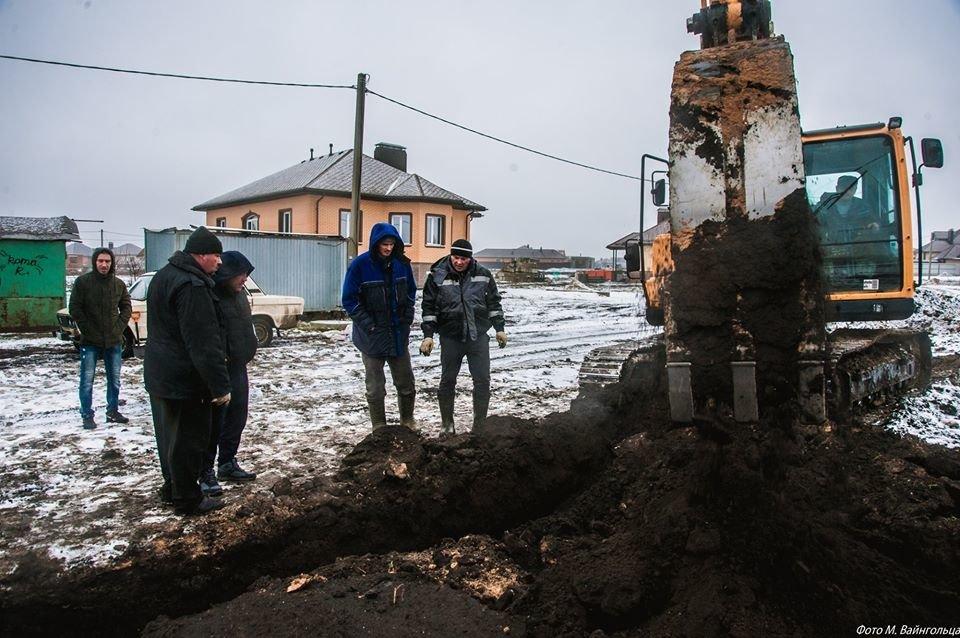 При строительстве дома в Белгородском районе нашли останки советского воина, фото-1