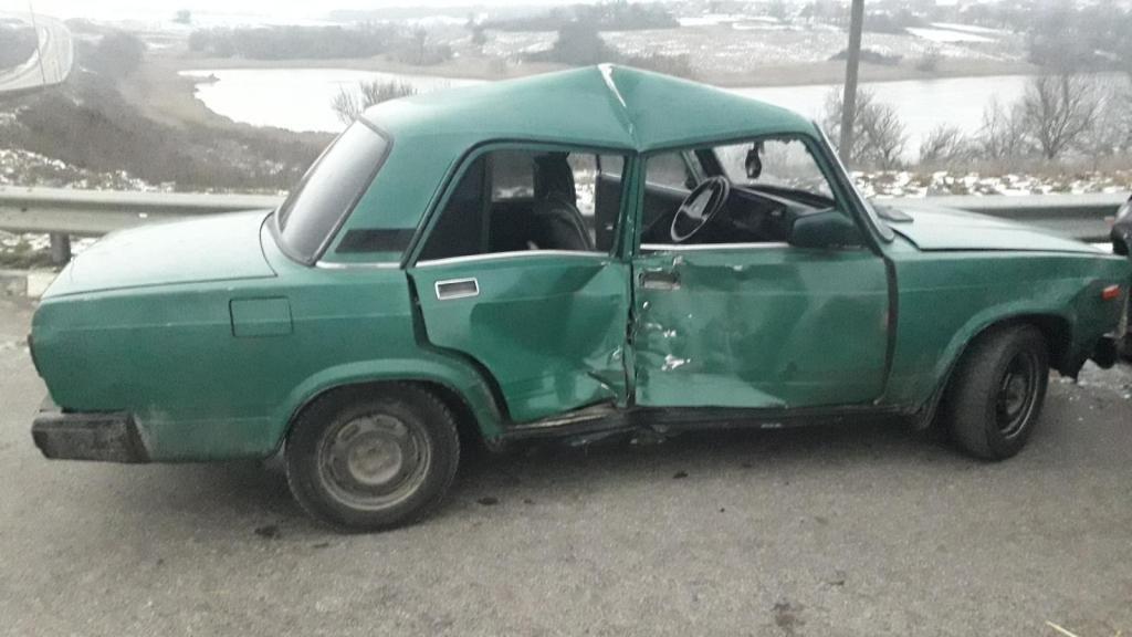 В ДТП под Белгородом пострадали двое детей, фото-2