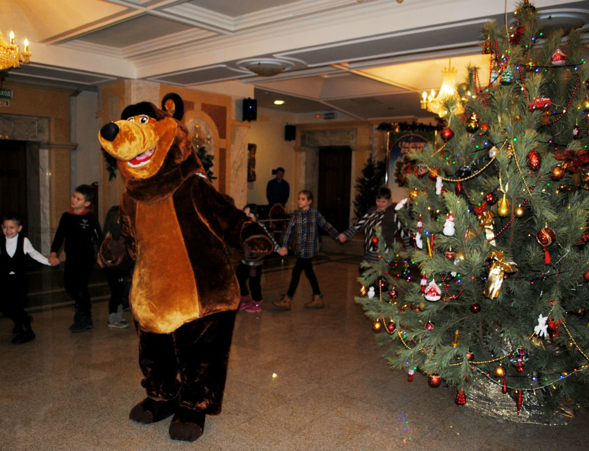 Дети из многодетных семей Белгородской области получили новогодние подарки , фото-2