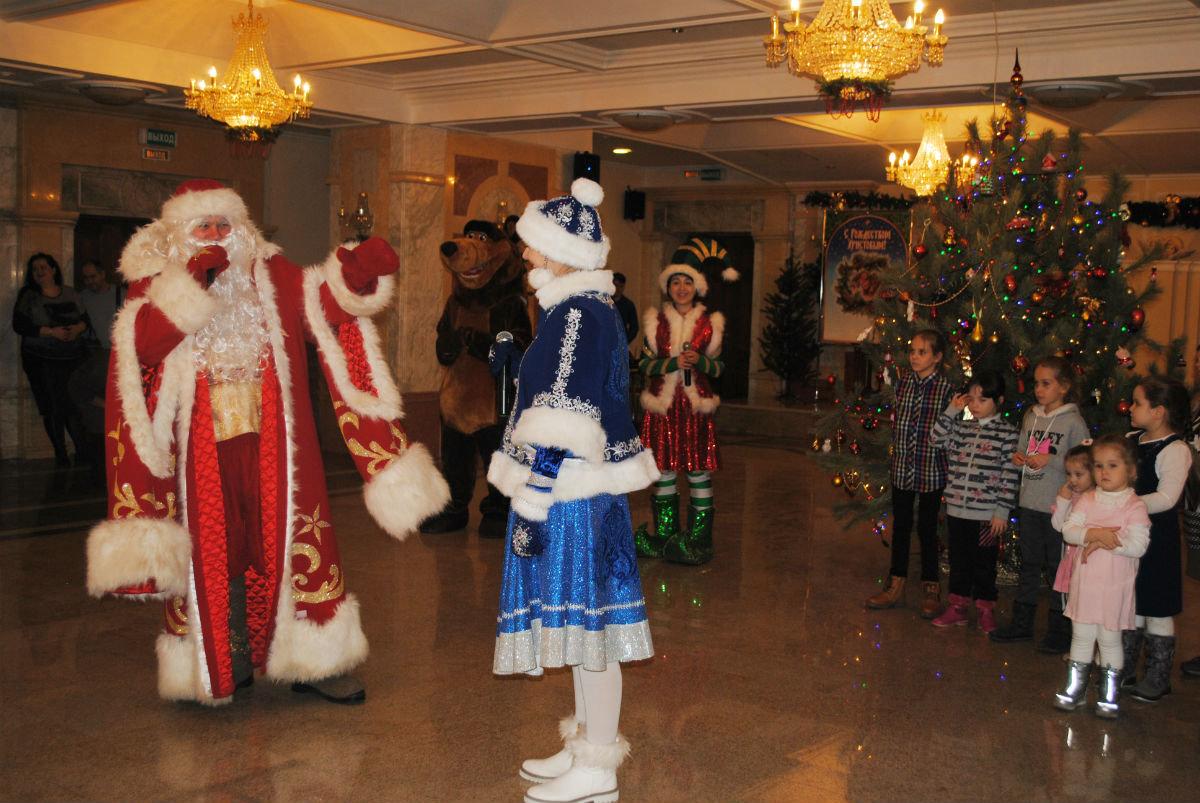 Дети из многодетных семей Белгородской области получили новогодние подарки , фото-4