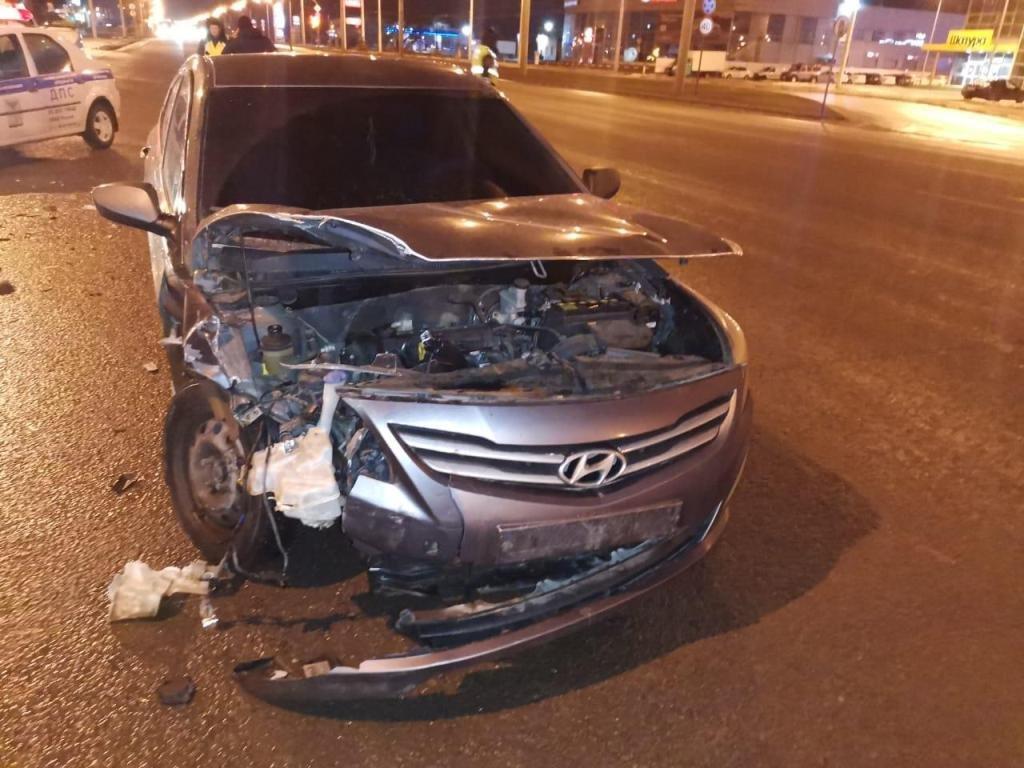 В Белгороде в аварию попал несовершеннолетний водитель , фото-2
