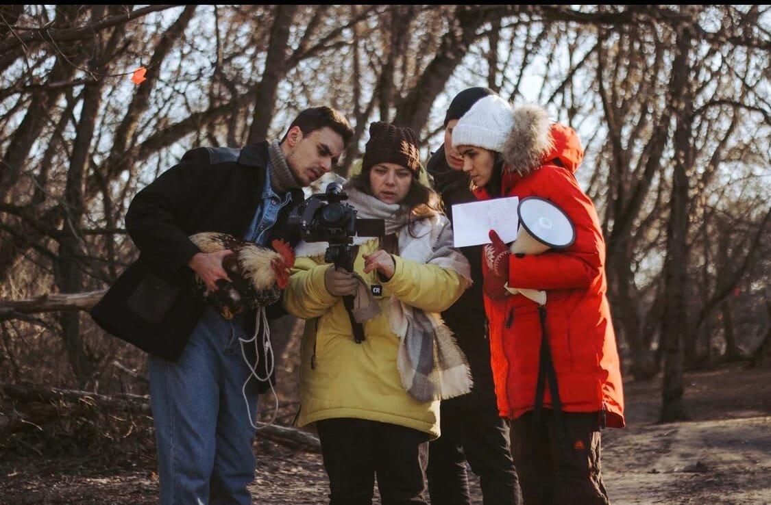 «Всё будет АааааХ!» Как в Белгороде снимали клип Мити Фомина, фото-1