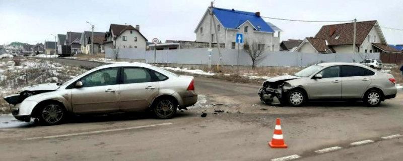 В Старом Осколе в ДТП пострадал подросток, фото-1
