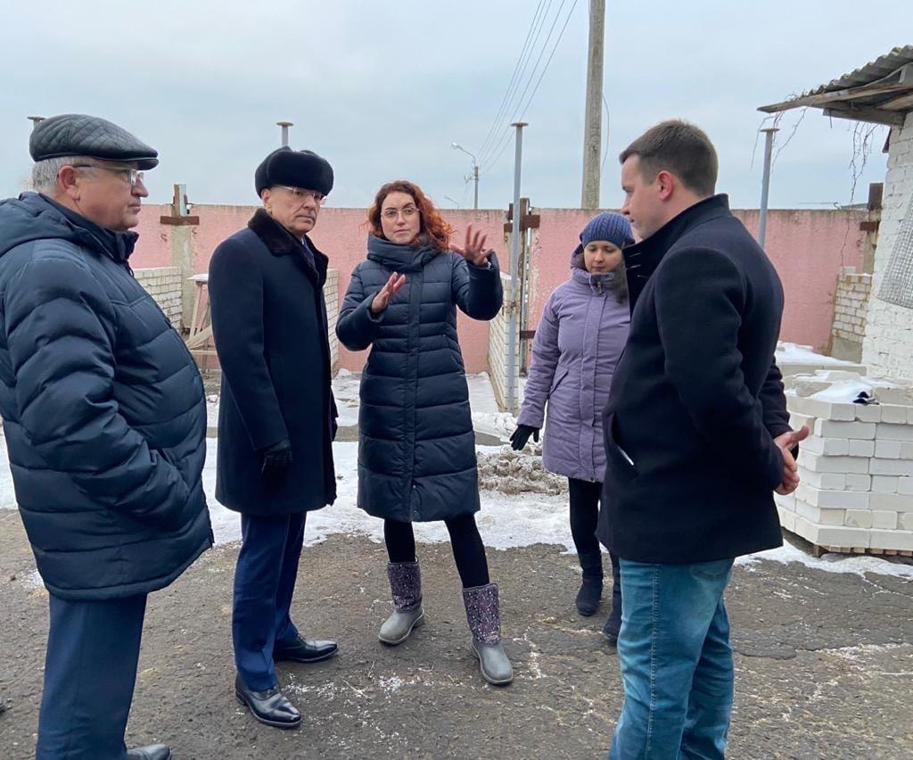 Мэр Белгорода: Реконструировать пансионат безнадзорных животных нет смысла , фото-1