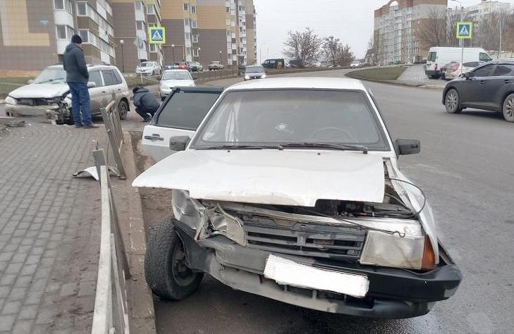 В Белгородском районе в ДТП пострадала 6-летняя девочка, фото-4