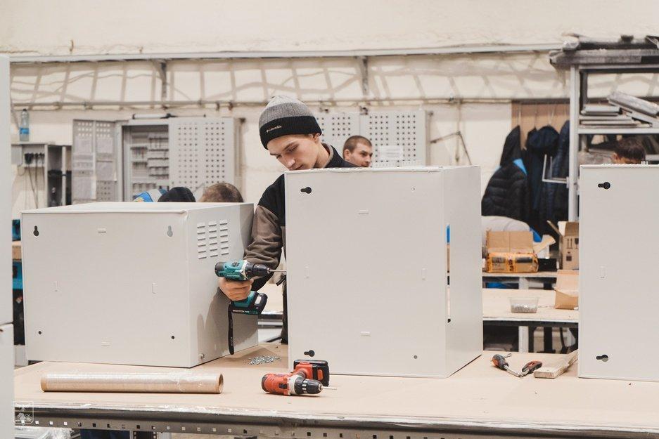 Под Белгородом запустили производство телекоммуникационного оборудования, фото-1