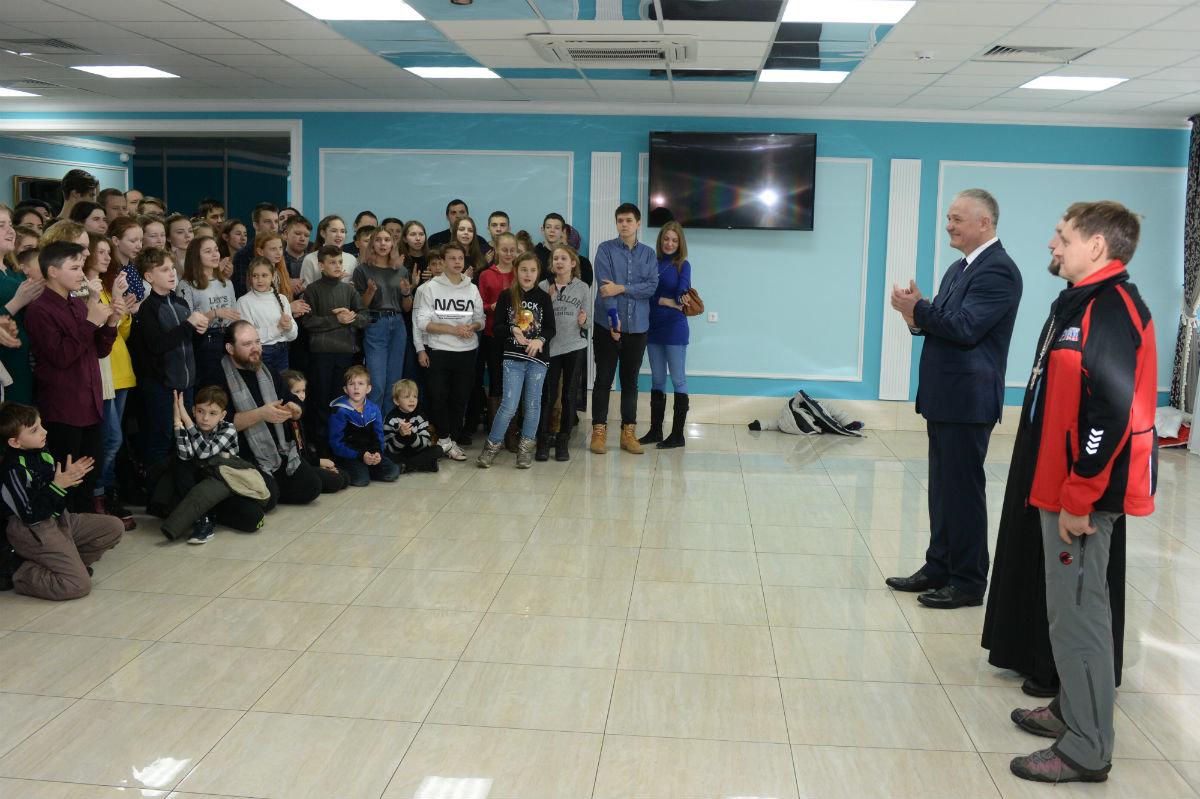 Слёт молодёжи Белгородской митрополии в Губкинском горокруге собрал 200 участников, фото-3